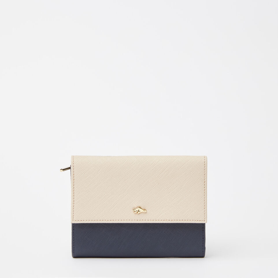 Roots-undefined-Kelly Wallet Saffiano-undefined-A
