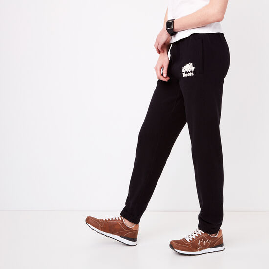 Roots-Women Original Sweatpants-Original Sweatpant-Black-A