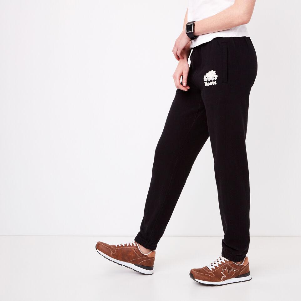 Roots-undefined-Pantalon Cot Ouaté Original-undefined-A