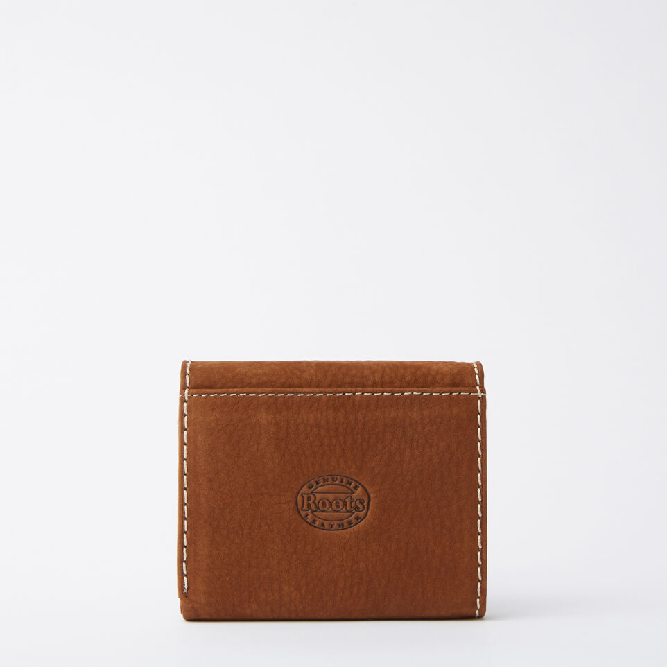 Roots-undefined-Easy Trifold Wallet Waterbuck-undefined-C