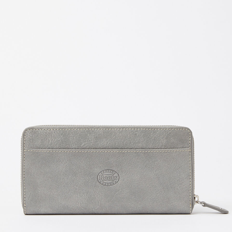 Roots-undefined-Zip Around Wallet Tribe-undefined-C