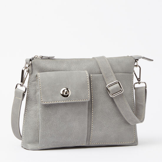 Roots-Women Bags-The Villager Tribe-Quartz-A