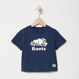 Roots - Baby Cooper Beaver T-shirt