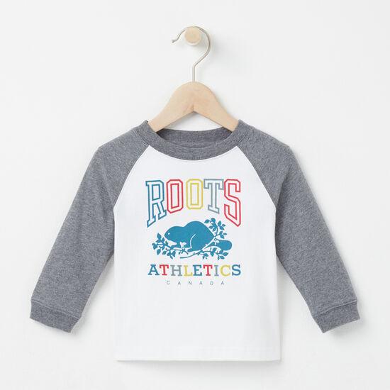 Baby Damian Baseball T-shirt