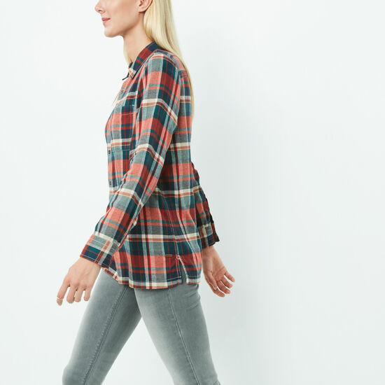 Roots - Varley Plaid Shirt