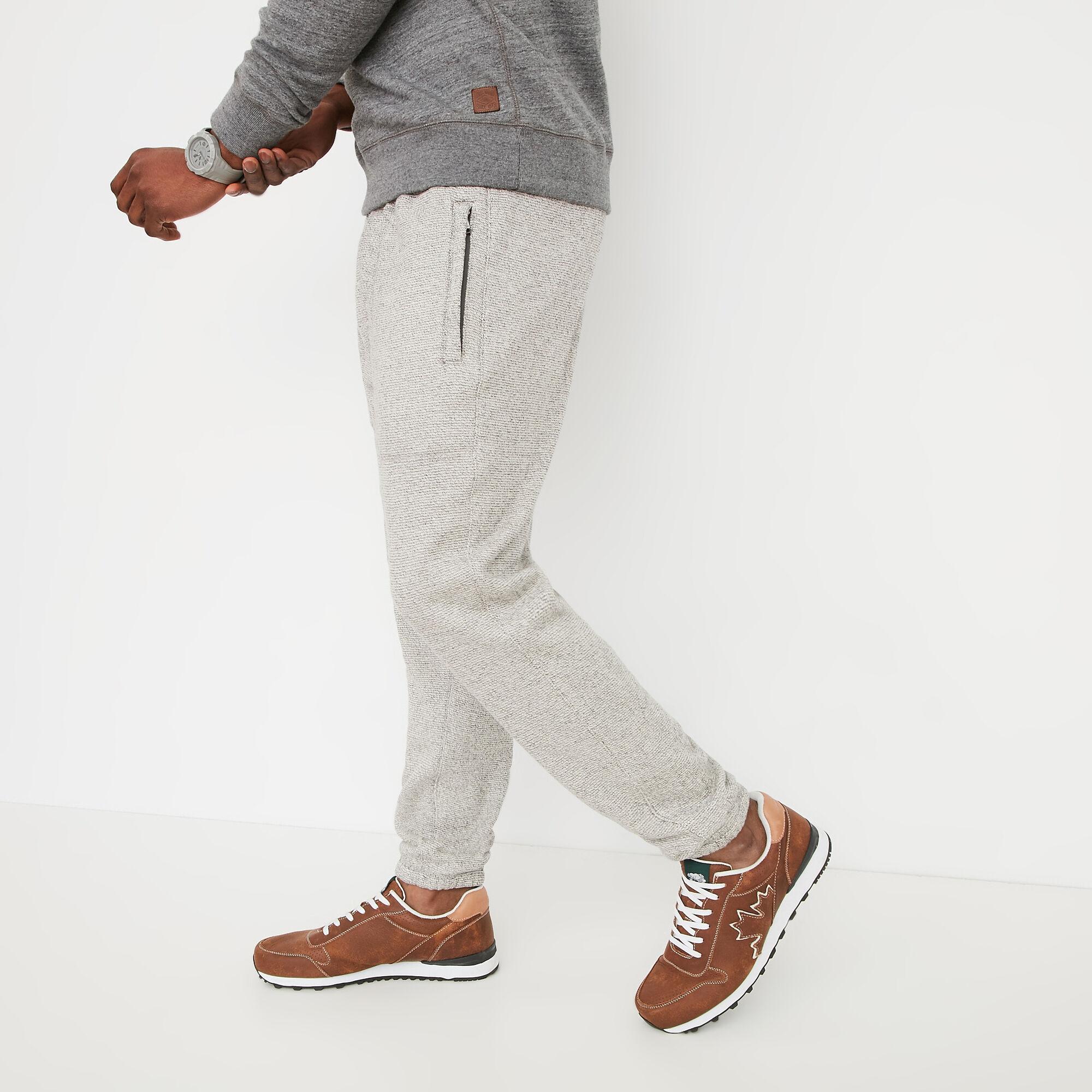 Pantalon En Coton Ouaté Drift