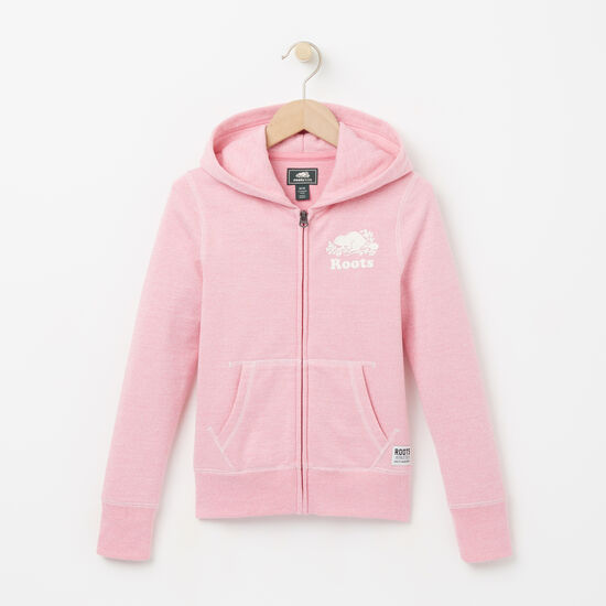 Girls Pepper Original Full Zip Hoody