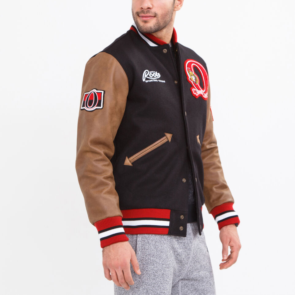 Roots-undefined-NHL Award Jacket Ottawa-undefined-B
