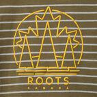 Roots-undefined-Tout-Petits Haut À Col Contrastant Max-undefined-C