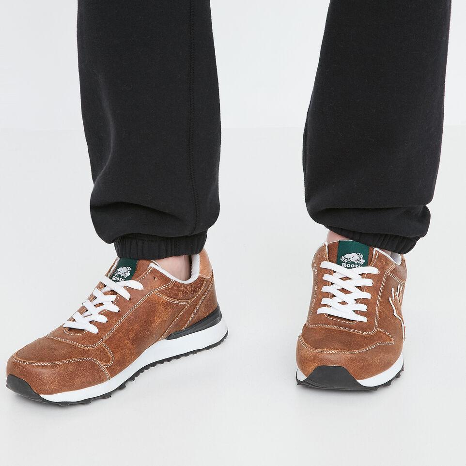 Roots-undefined-Pantalon Coton Ouaté Roots-undefined-F