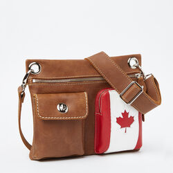 Roots - Village Bag Canada Tribe