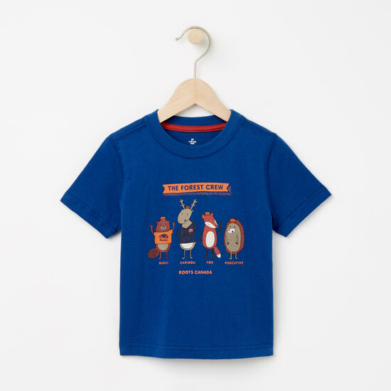 Toddler The Forest Crew T-shirt