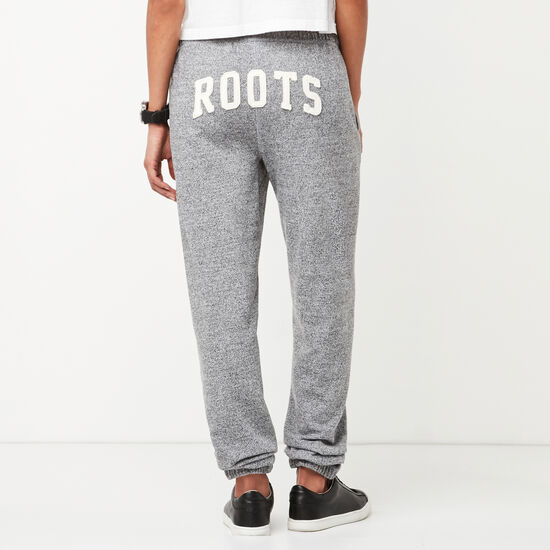 Roots-Women Original Sweatpants-Roots Salt and Pepper Sweatpant-Salt & Pepper-A