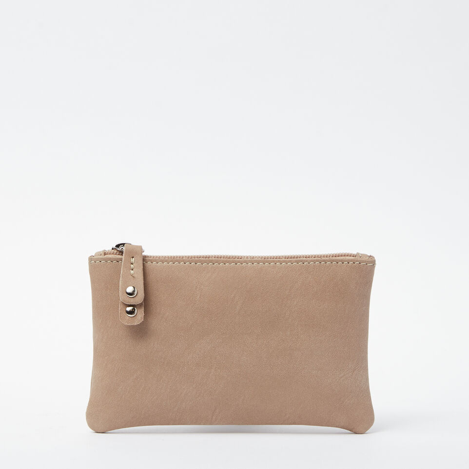 Roots-undefined-Pochette Moyenne Glissière Tribe-undefined-C