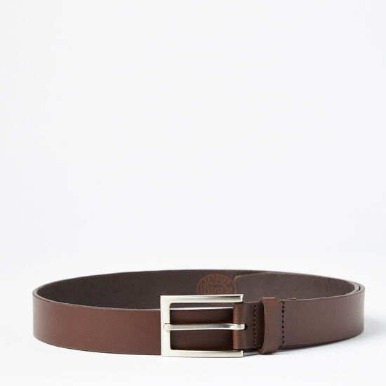 Roots-Men Belts-Thomas Belt-Brown-A