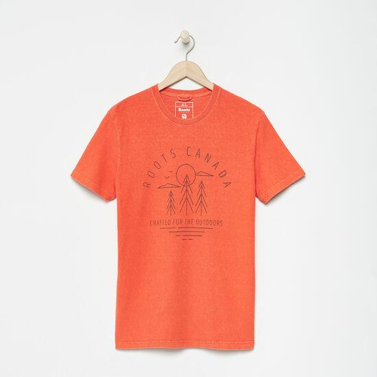 Roots - Driftwood Hemp T-shirt