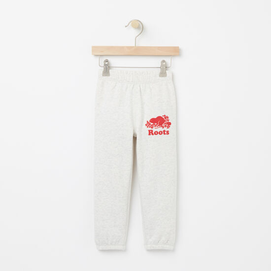 Toddler Love Roots Canada Slim Sweatpant