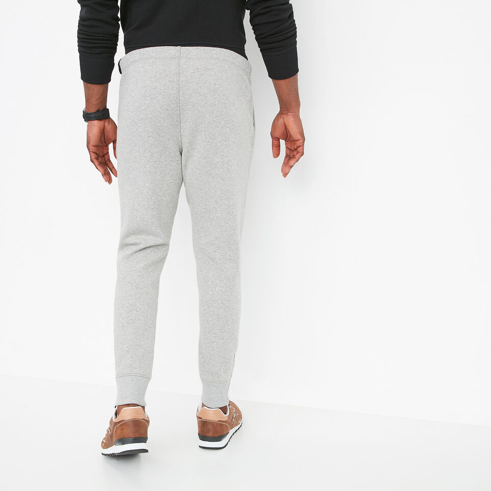 Roots-undefined-Pant Ajusté Molleton Camp-undefined-D