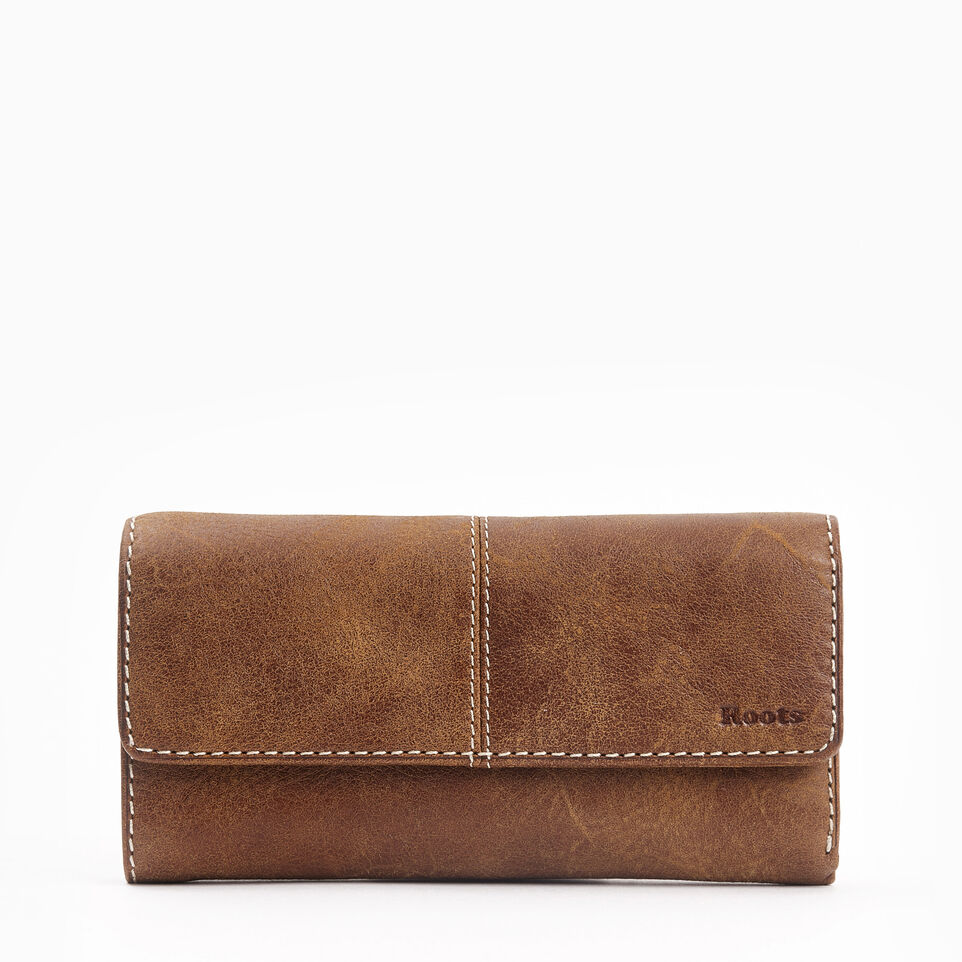 Roots-undefined-Med Trifold Clutch Tribe-undefined-A