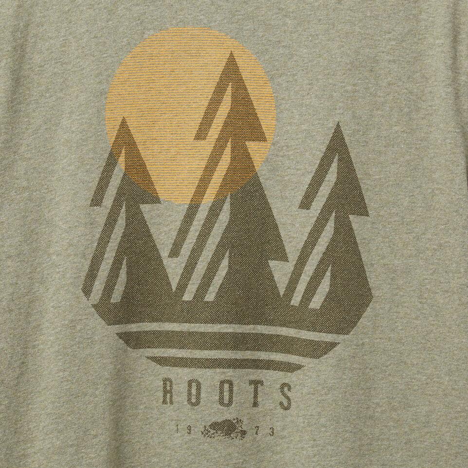Roots-undefined-T-shirt Biologique Bluff-undefined-C
