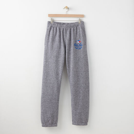 Roots-Men Original Sweatpants-Mens Blue Jays™ Sweatpant-Salt & Pepper-A