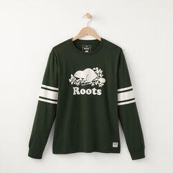 Roots - T-shirt à manches longues Cooper