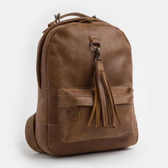 Roots-Women Backpacks-Petite Pack Tribe-Africa-A