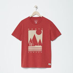Roots - T-shirt Ras Du Cou Explore