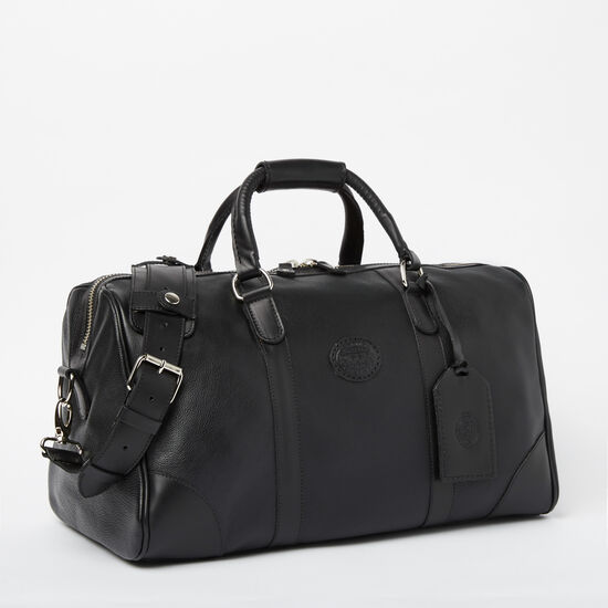 Roots-Men Weekender Bags-Small Banff Bag Prince-Black-A