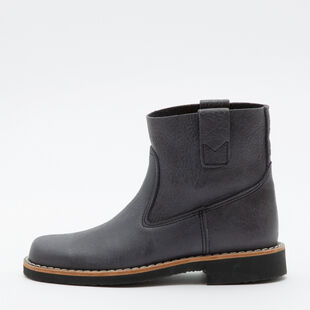 Roots - Demi-botte En Cuir Tribe