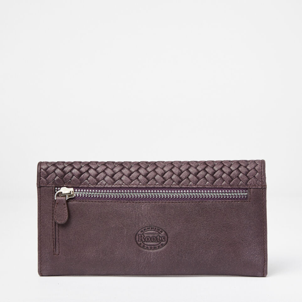 Roots-undefined-Envelope Wallet Woven-undefined-C