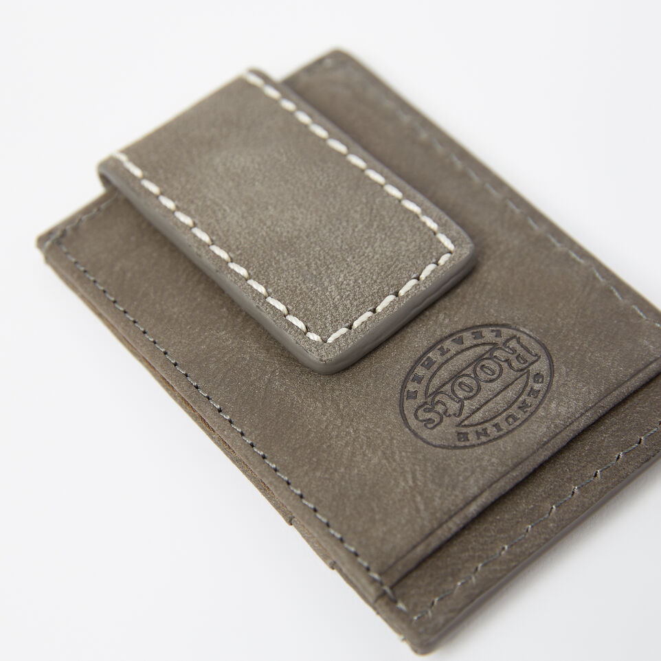Roots-undefined-Mens Money Clip Card Holder Tribe-undefined-E