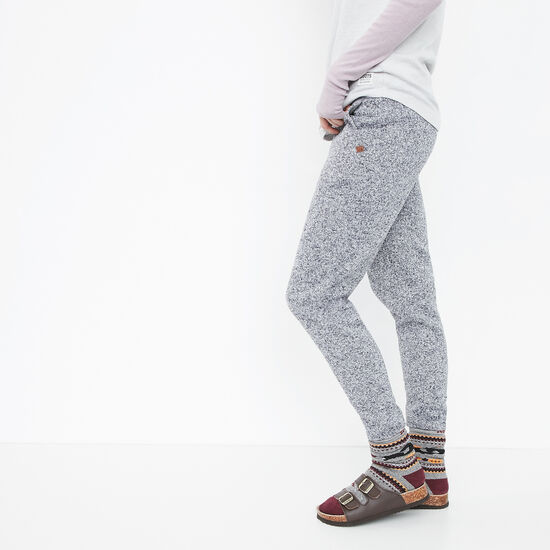 Roots-Women Slim Sweatpants-Westpoint Sweatpant-Starnight Blue Mix-A