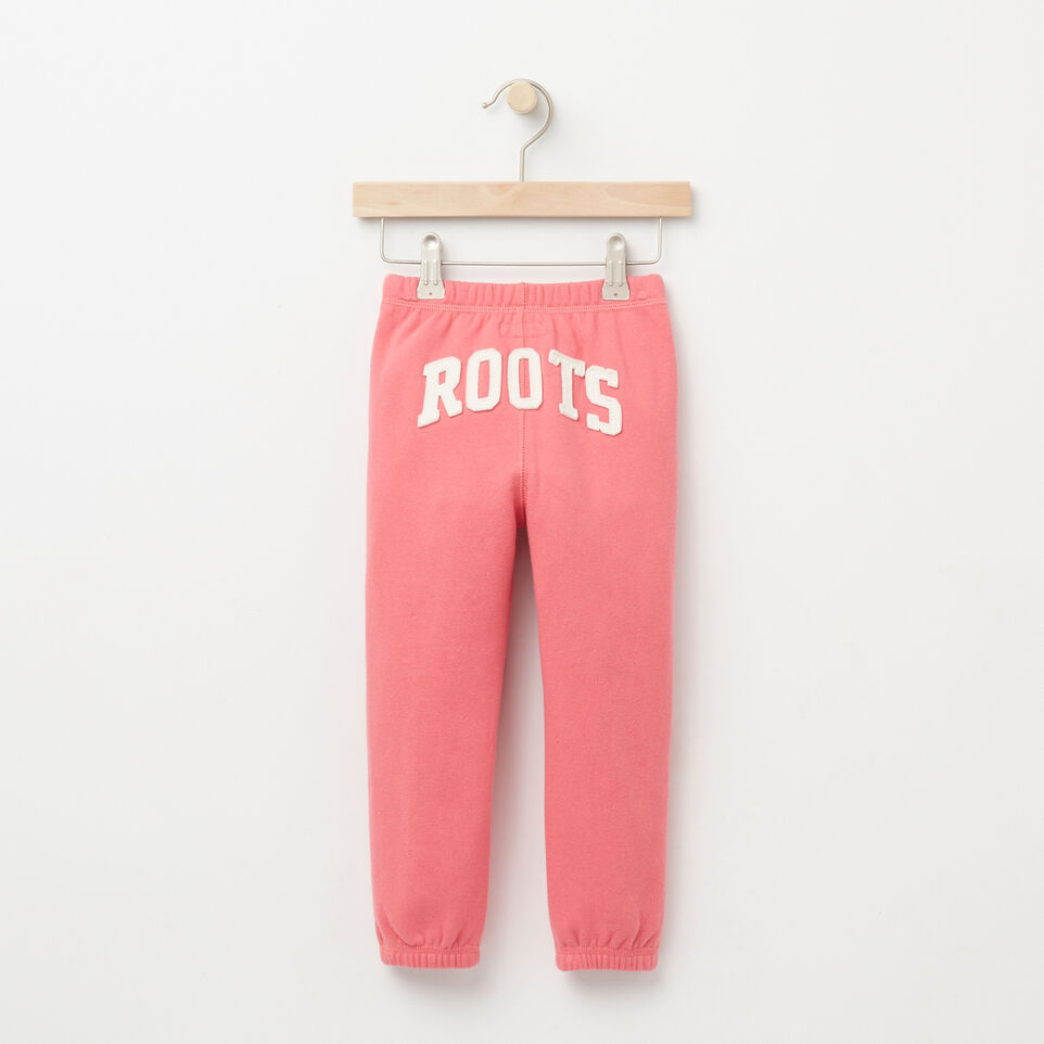 Roots-undefined-Tout-Petits Original Slim Sweatpant RTS-undefined-B