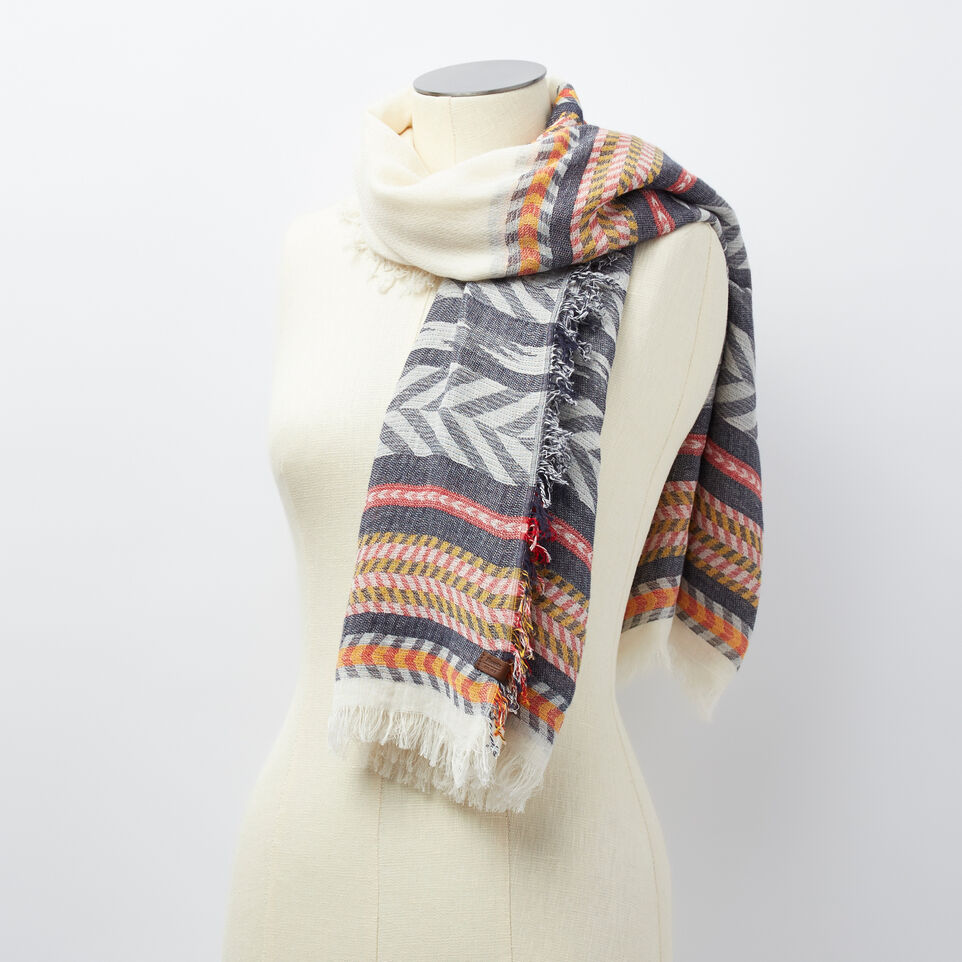 Roots-undefined-Foulard Châle Isabelle-undefined-B
