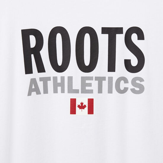 Womens Roots Re-issue T-shirt