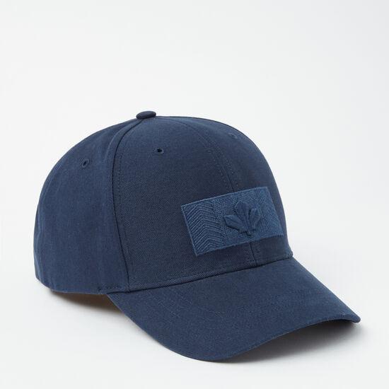 Roots-Men Hats-Modern Flag Baseball Cap-Cascade Blue-A