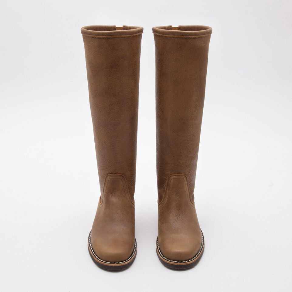 Roots-undefined-Botte Équestre Cuir Tribe-undefined-C