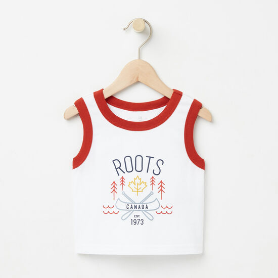 Baby Knox Sleeveless Top