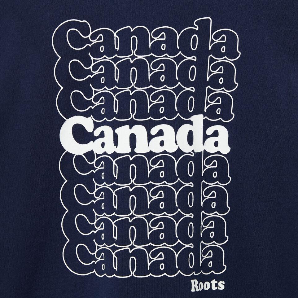 Roots-undefined-Garçons T-shirt Canada Phosphorescent-undefined-C