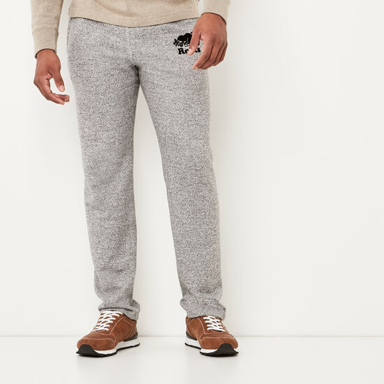 Roots-Men Heritage Sweatpants-Roots Salt and Pepper Heritage Sweatpant-Salt & Pepper-A