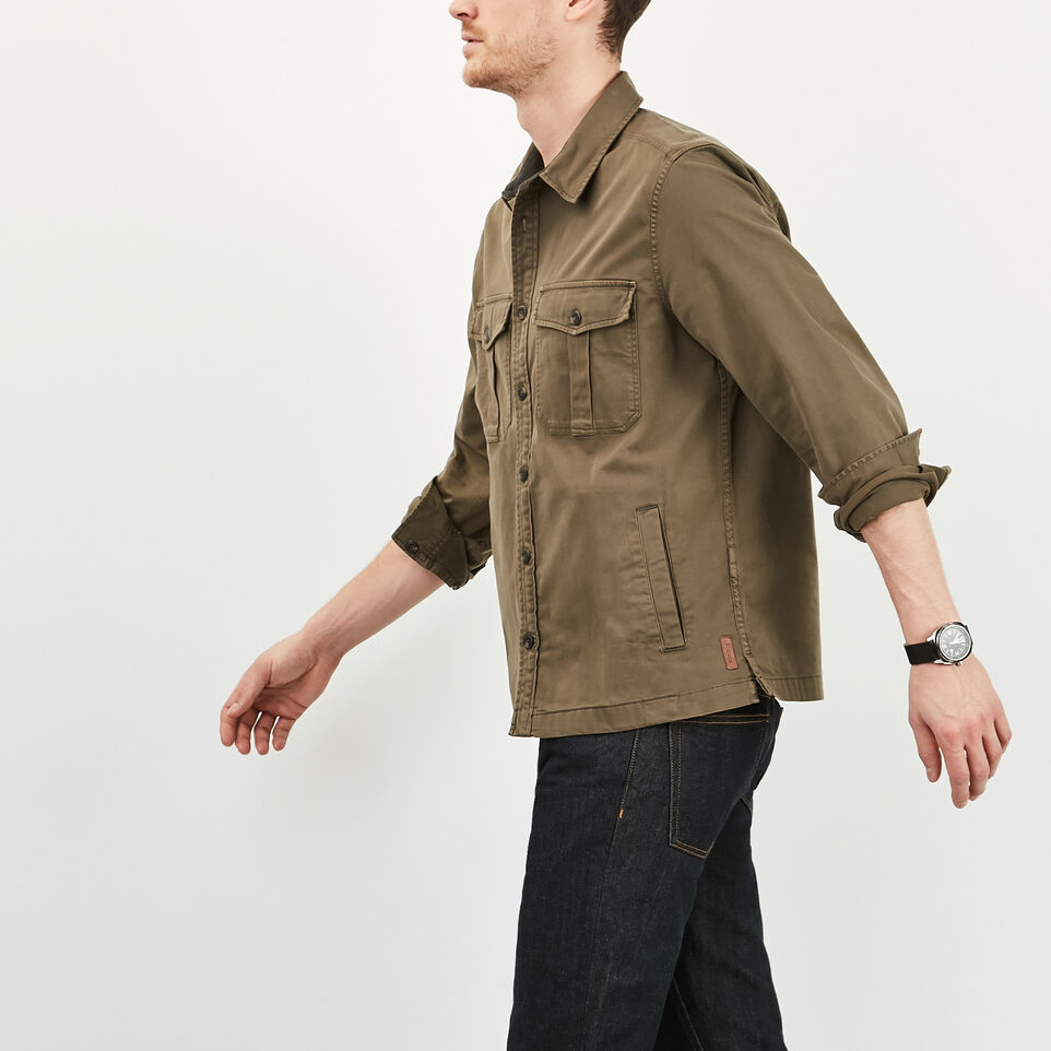 Roots-undefined-Shacket Surplus Hawthorne-undefined-C
