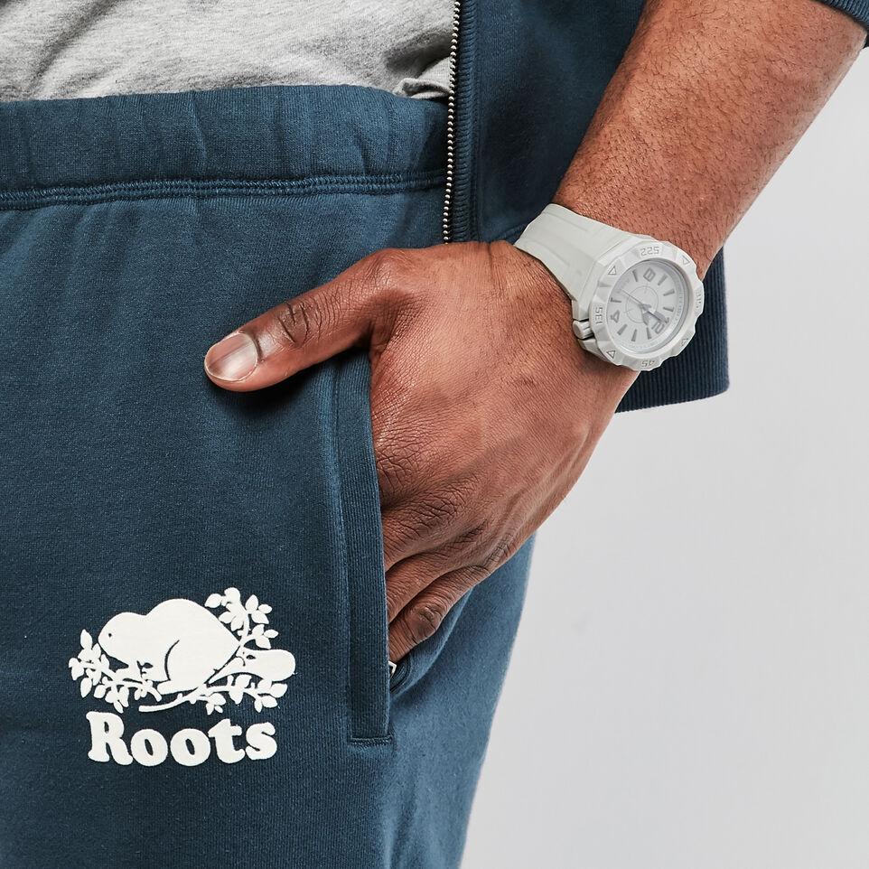 Roots-undefined-Pant Ajusté Co Tissu Éponge-undefined-C