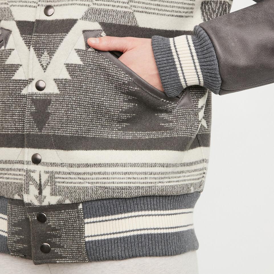 Roots-undefined-Pendleton Varsity Jacket-undefined-F