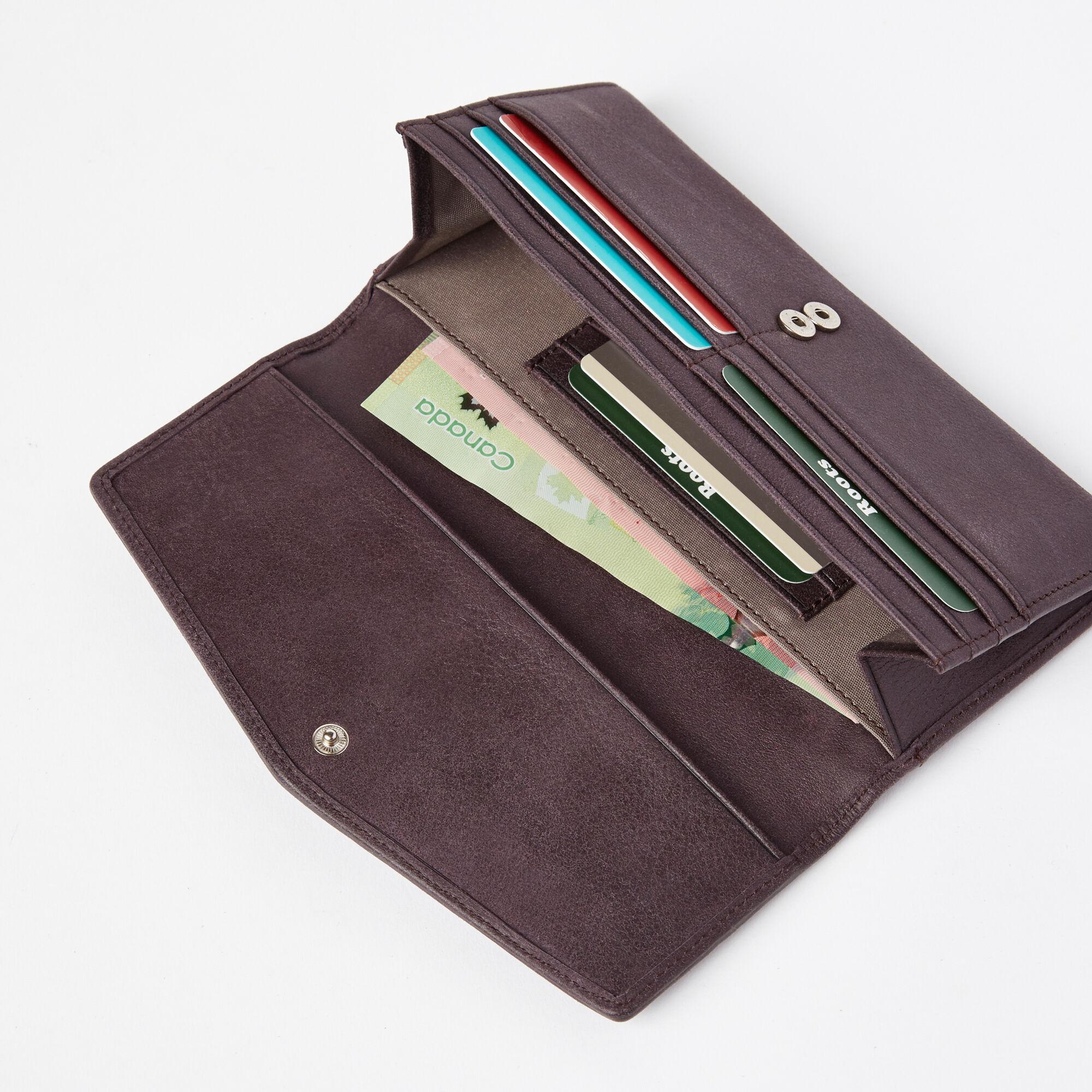 Envelope Wallet Woven