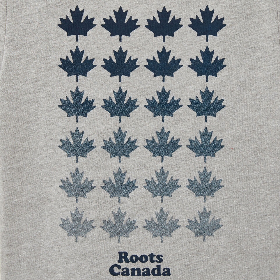 Roots-undefined-Tout-Petits T-shirt Érable Multi-undefined-C