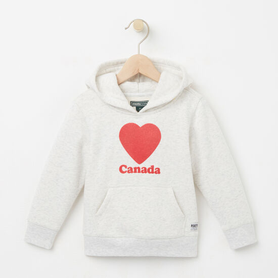 Roots-Kids New Arrivals-Toddler Love Roots Kanga Hoody-Snowy Ice Mix-A