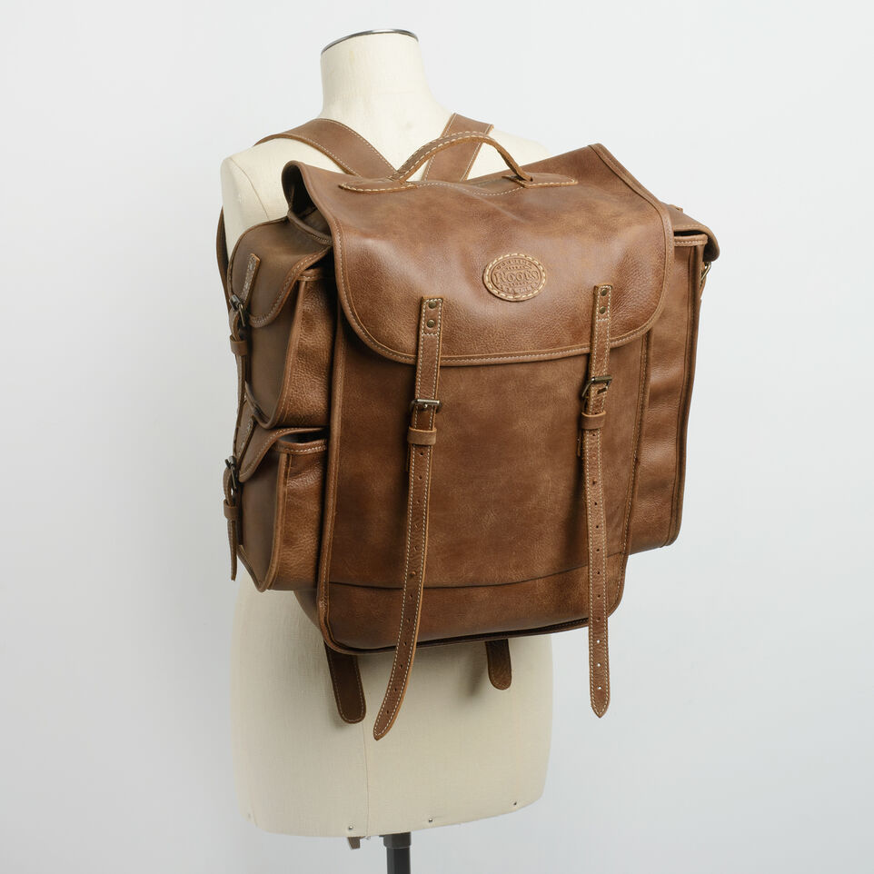 Roots-undefined-Sac Omer En Cuir Tribe-undefined-C