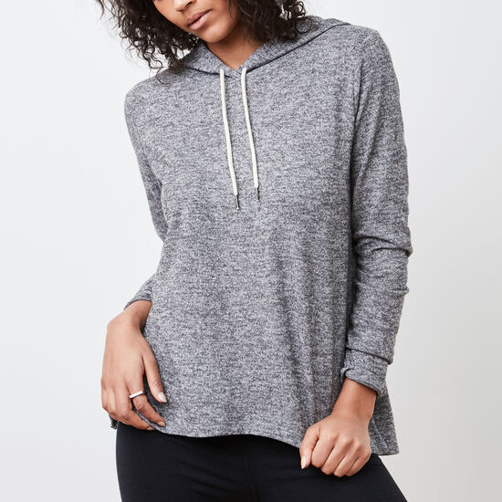 Roots-Women Sweaters & Cardigans-Elanor Pullover-Grey Mix-A