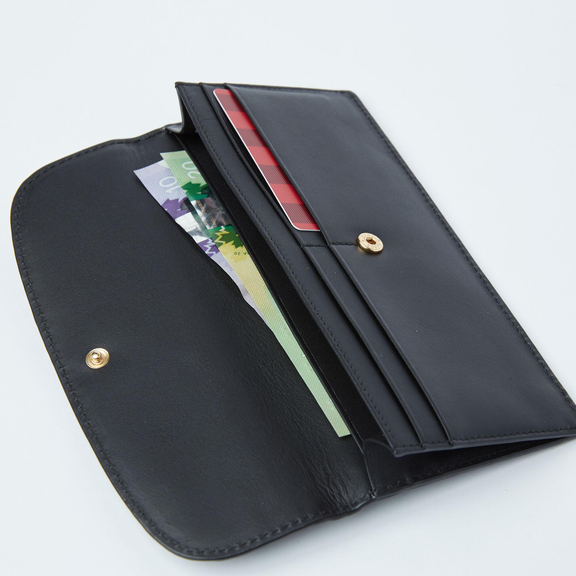 Slim Curve Wallet Woven